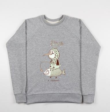 Я странный - Купить детские свитшоты с птицами в Москве, цена детских свитшотов с птицами  с прикольными принтами - магазин дизайнерской одежды MaryJane