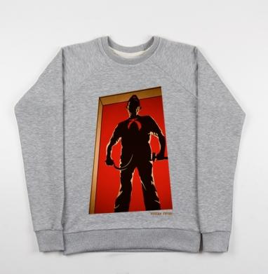 Пионер - детям пример - Купить детские свитшоты СССР в Москве, цена детских свитшотов СССР  с прикольными принтами - магазин дизайнерской одежды MaryJane