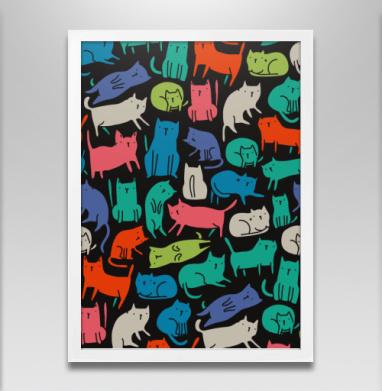 Киттикэтс - Постеры, кошка, Популярные