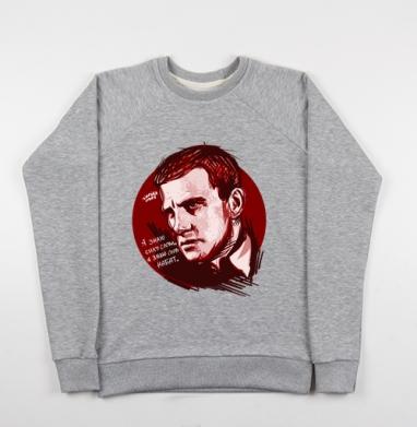 Маяк - Купить мужские свитшоты с надписями в Москве, цена мужских свитшотов с надписями  с прикольными принтами - магазин дизайнерской одежды MaryJane