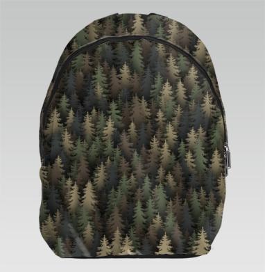 Лесной камуфляж - Рюкзак