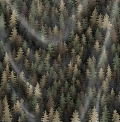 Лесной камуфляж - военные, Популярные