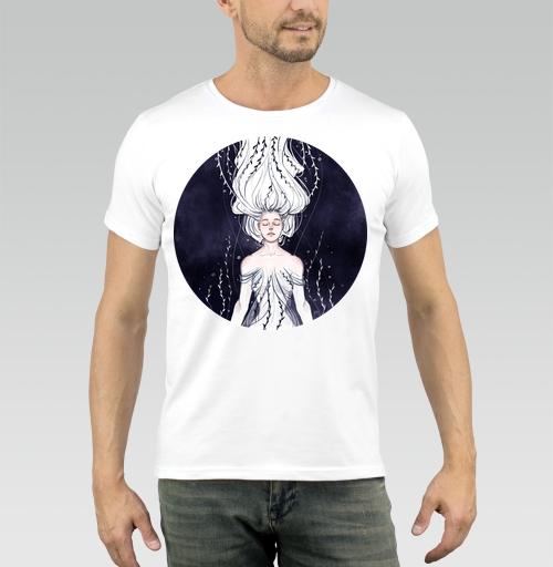 Футболка —  Песня моря от Artie   maryjane.ru - дизайнерские футболки
