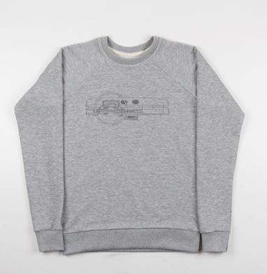2101 - Купить мужские свитшоты ретро в Москве, цена мужских свитшотов ретро  с прикольными принтами - магазин дизайнерской одежды MaryJane