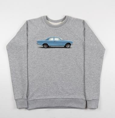 Ретро машина, волга 24 автомобиль с характером - Купить мужские свитшоты ретро в Москве, цена мужских свитшотов ретро  с прикольными принтами - магазин дизайнерской одежды MaryJane