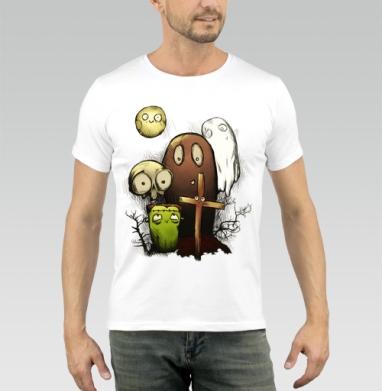 ДРУЗЬЯ - Купить мужские футболки милые в Москве, цена мужских футболок милых  с прикольными принтами - магазин дизайнерской одежды MaryJane