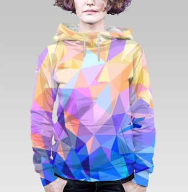 Мороз и солнце, день чудесный, Толстовка женская с карманом 3D