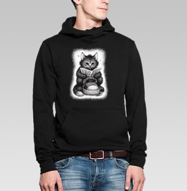 Кот в ботинке, Толстовка Муж. 320гр, стандарт