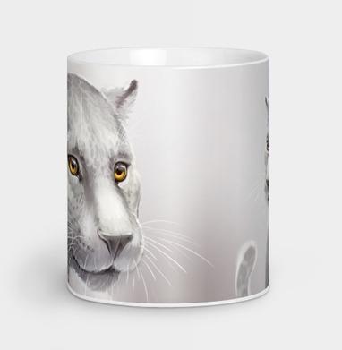 Серый леопард, Кружка