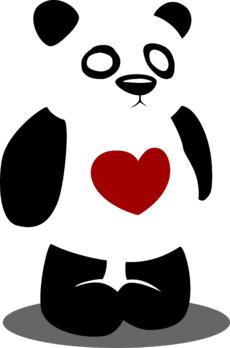 Just a Panda - панда - Коллекции