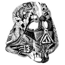 Darth Vader - маска - Коллекции