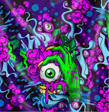 Глаз зомби - Новинки