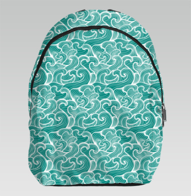 Волны Зеленого моря - Рюкзак