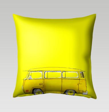 Жёлтый Автобус, Подушка