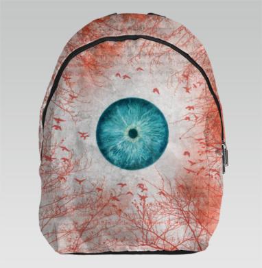 Воспаленное око планеты - Рюкзак