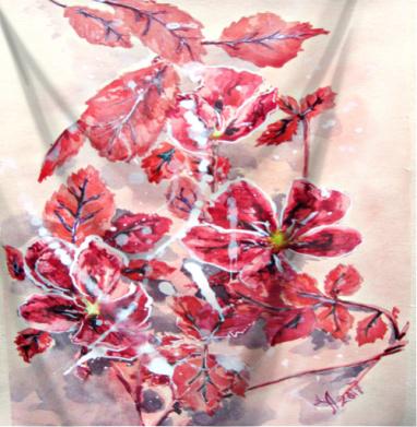 Розовый шиповник - лето, Популярные