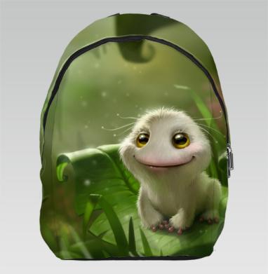 Лягушка выздоровела - Рюкзак