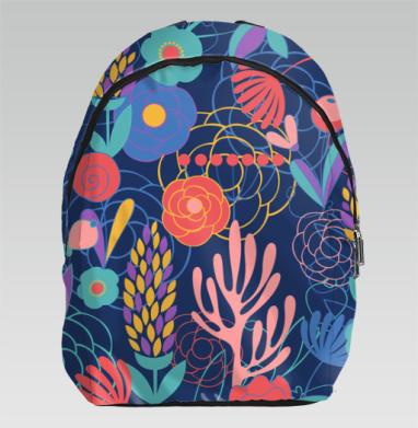 Полуночный сад - Рюкзак