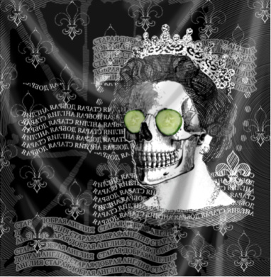 Череп в короне - Череп