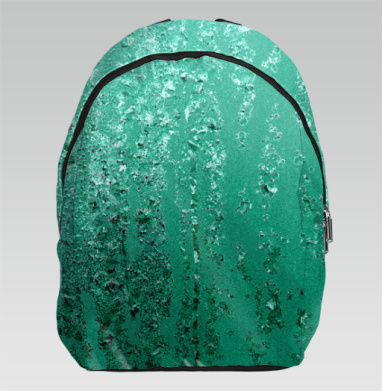Бирюзовые кристаллы - Рюкзак