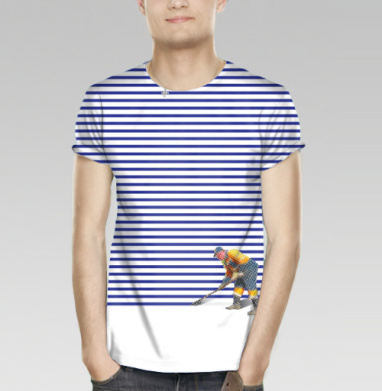 ce4b690f01b9b Рабочая партия - Купить мужскую футболку с 3D принтом, 3д футболки с  рисунком недорого в